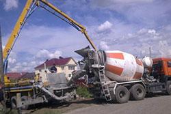 Аренда бетононасоса в Орехово-Зуево